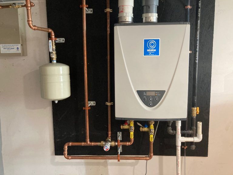 Westford MA Tankless Water Heater