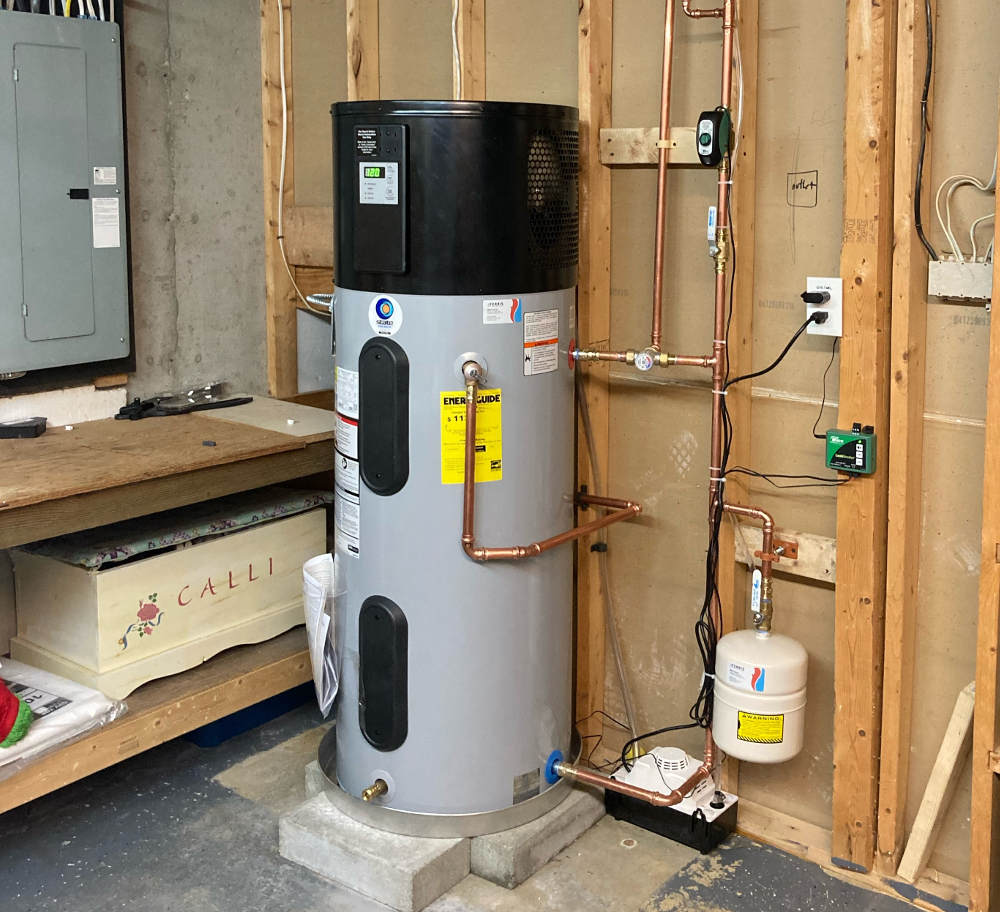 Water Heater Services
